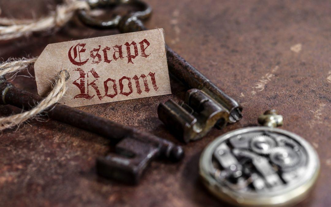 La nascita delle escape room